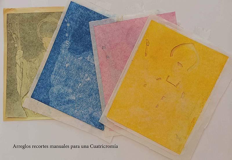 Arreglo Cuatricromia