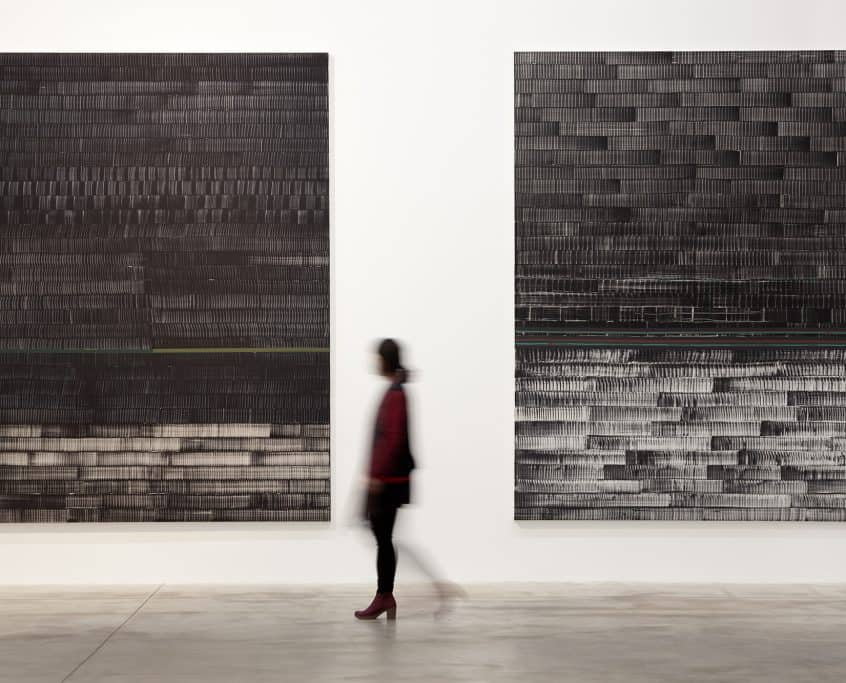Juan Uslé exposición
