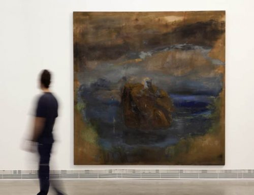 Bombas Gens Centre d'Art expone la muestra Juan Uslé. Ojo y paisaje