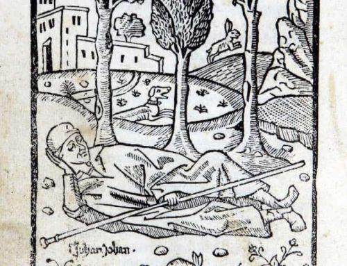 Lo Somni de Joan de Joan: un incunable valenciano de 1497