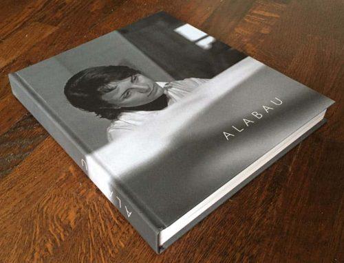 Imprimimos el catálogo de la artista Cristina Alabau