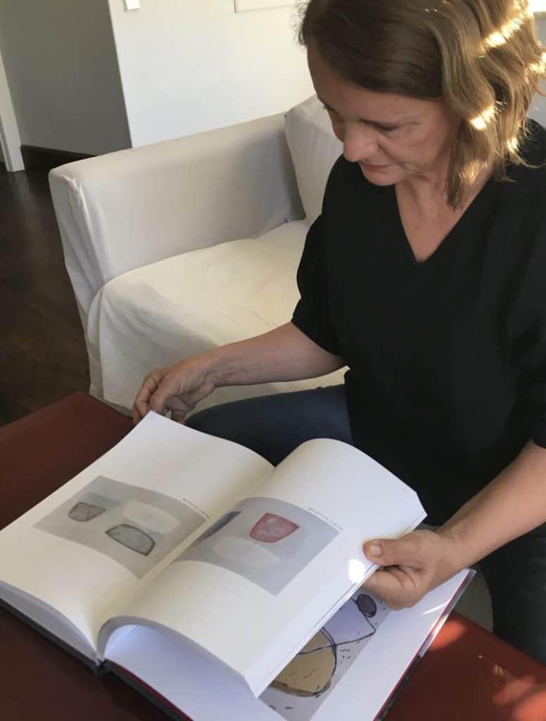 catálogo de arte cristina alabau